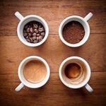 Последовательность приготовления кофе