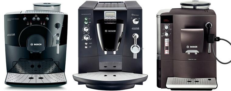 Ремонт кофемашин Bosch TES, TCA, TCC