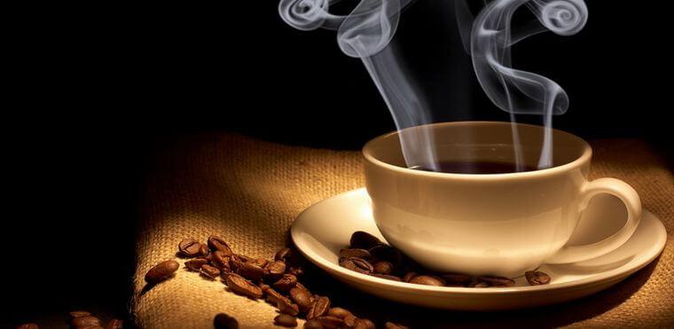 аромат свежего кофе