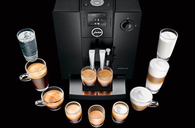 ремонт кофемашины jura impressa f