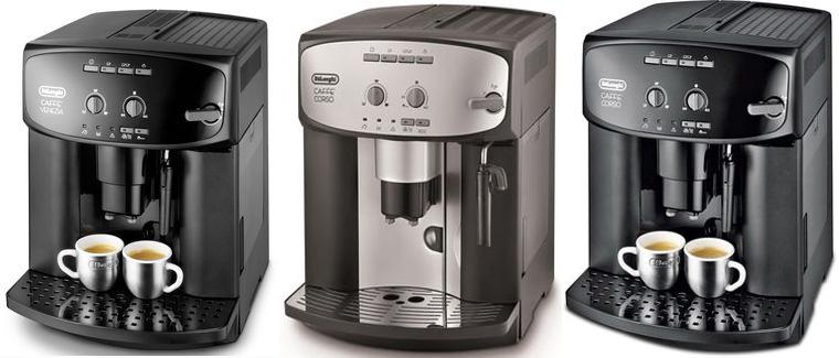 Ремонт кофемашины Delonghi ESAM 2600
