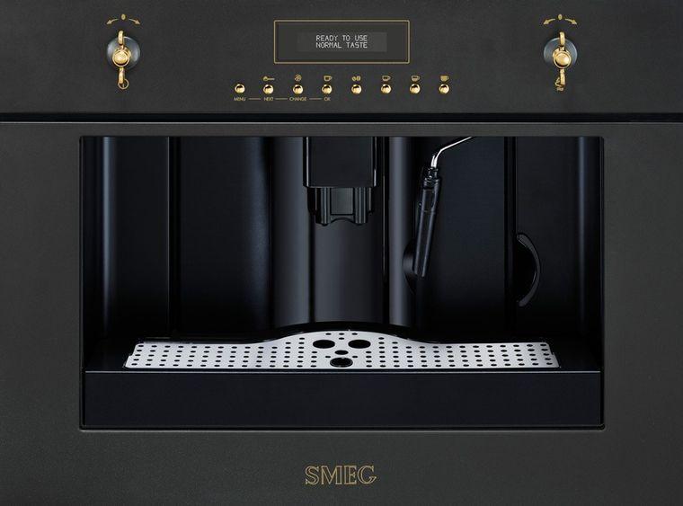 Ремонт кофемашин Smeg CM845