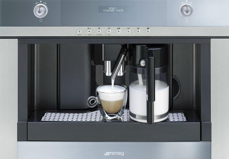 Ремонт кофемашин Smeg