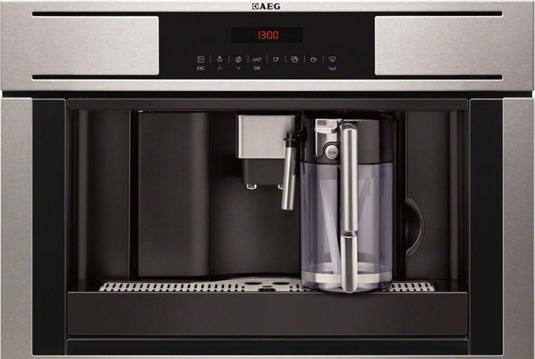 Инструкции для кофемашин aeg