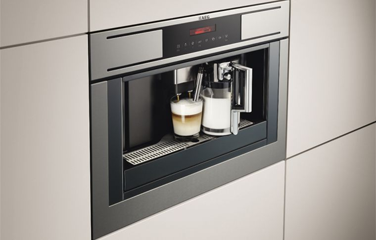 Ремонт кофемашин AEG