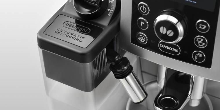 Ремонт кофемашины Delonghi ECAM 23.450