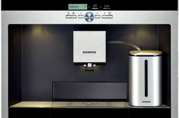 Ремонт кофемашины Siemens tk76k