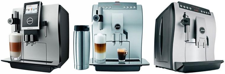 Ремонт кофемашины Jura Impressa Z5, Z7, Z9