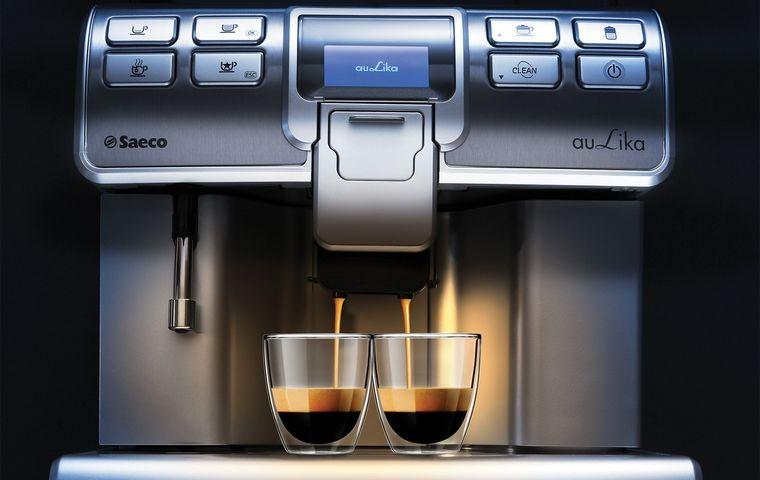 Ремонт кофемашины Saeco Aulika