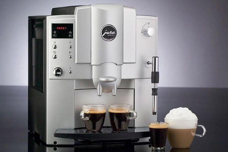 Ремонт кофемашины Jura Impressa E-серии